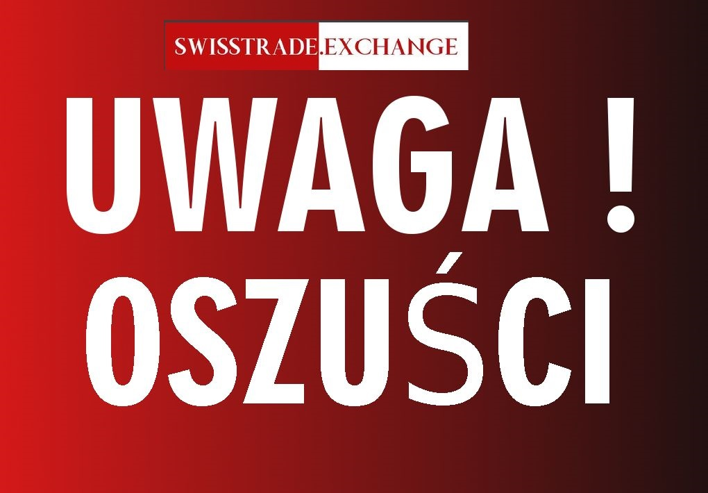Swisstrade.exchange czy jest ktoś kto nie stracił w tej zabawie?