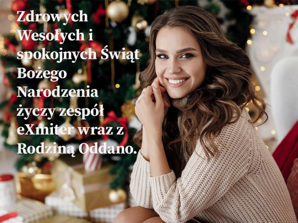 Zdrowych Wesołych Świąt