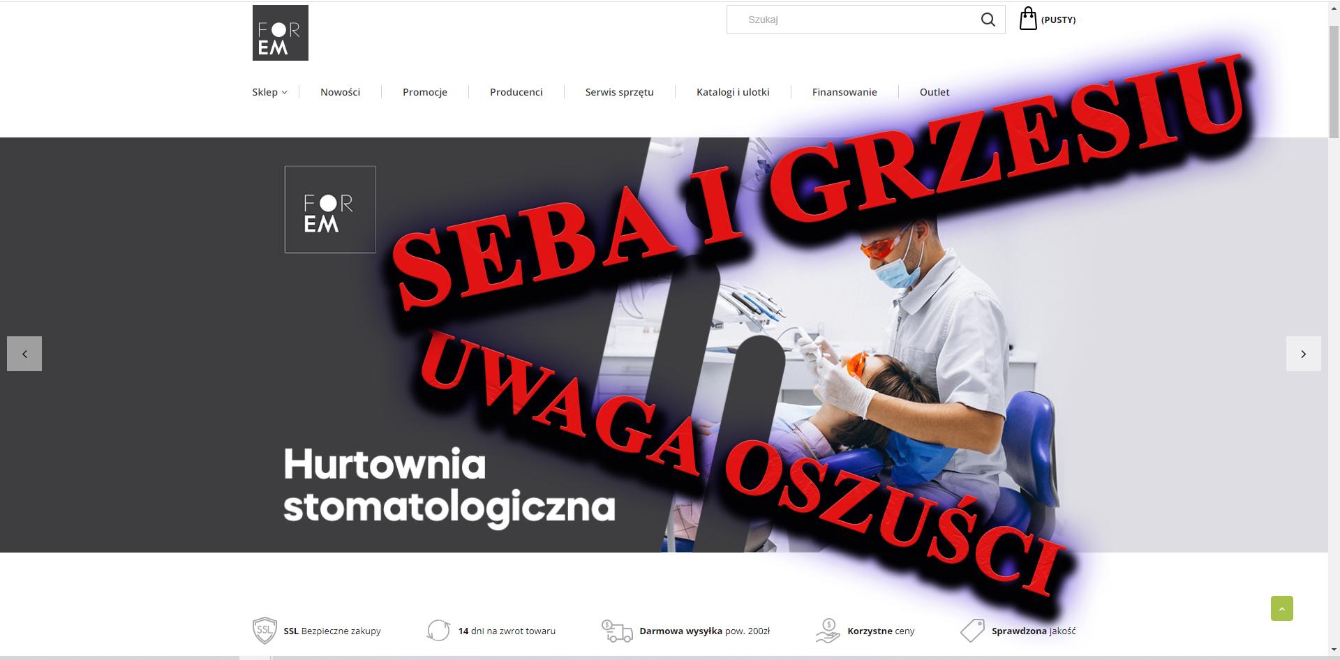 FOR-EM Seba J. & Grzesiu B.